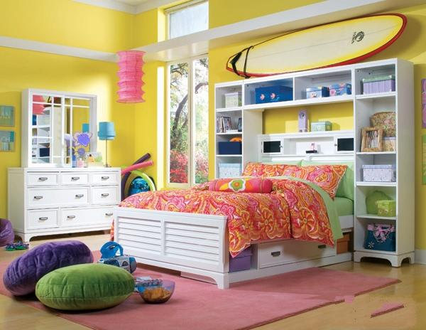Cute bedroom all that kids want home with design for Cute bedroom themes
