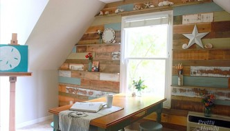 Useful Ideas about Pallet Wood Wall