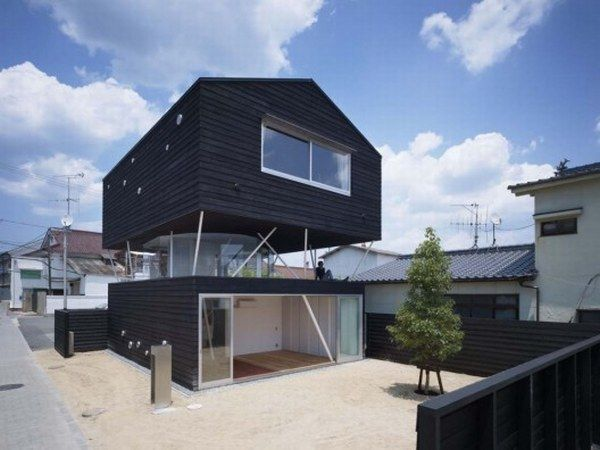 6 Small and Interesting Japanese House Designs Home with Design
