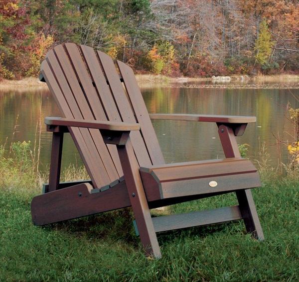 Adirondack Chairs With Thomas Lee Design Ideas