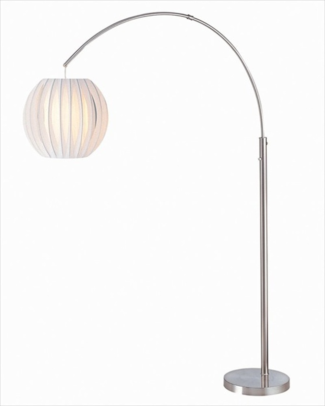 Deion Arch Floor Lamp from Lite Source