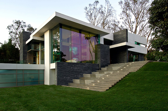 Summit House Of Beverly Hills By Whipple Russell