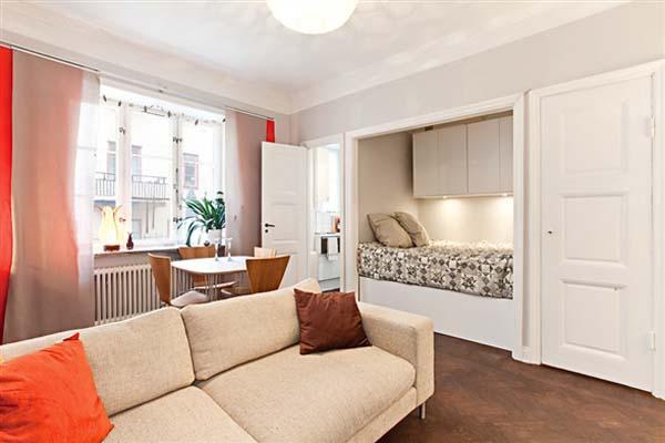 small apartments design
