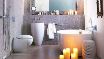15 Modern and Small Bathroom Design Ideas