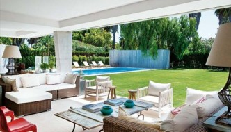 spanish summer home design ideas