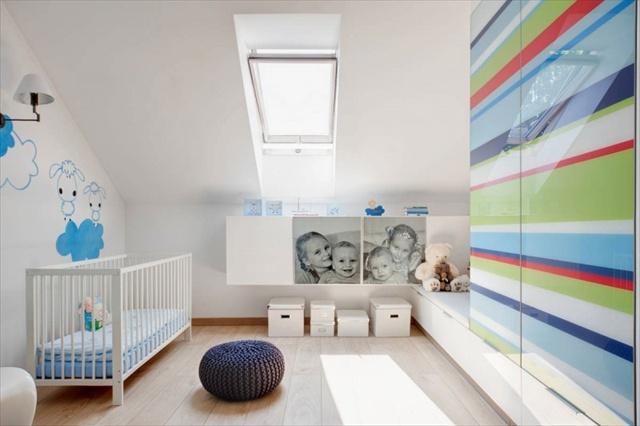 White and Grey House by Widawscy Studio Architektury