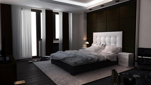 12 romantic modern sanctuary bedroom ideas home with design Romantic modern master bedroom ideas