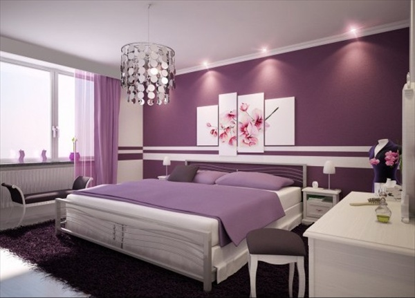 modrn bedroom idea