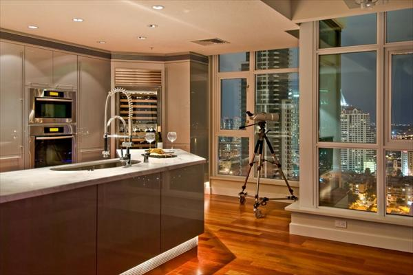 best modern kitchen layout design