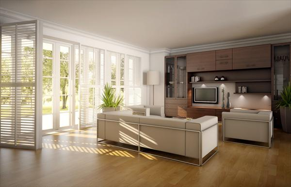 modern kitchen room design