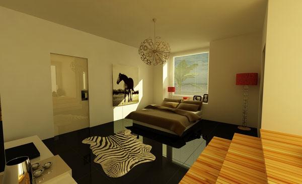 sanctuary bedroom