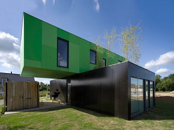 Top 25 Shipping Container Homes