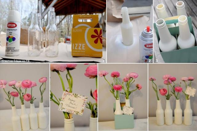 Spray Bottles  DIY Project