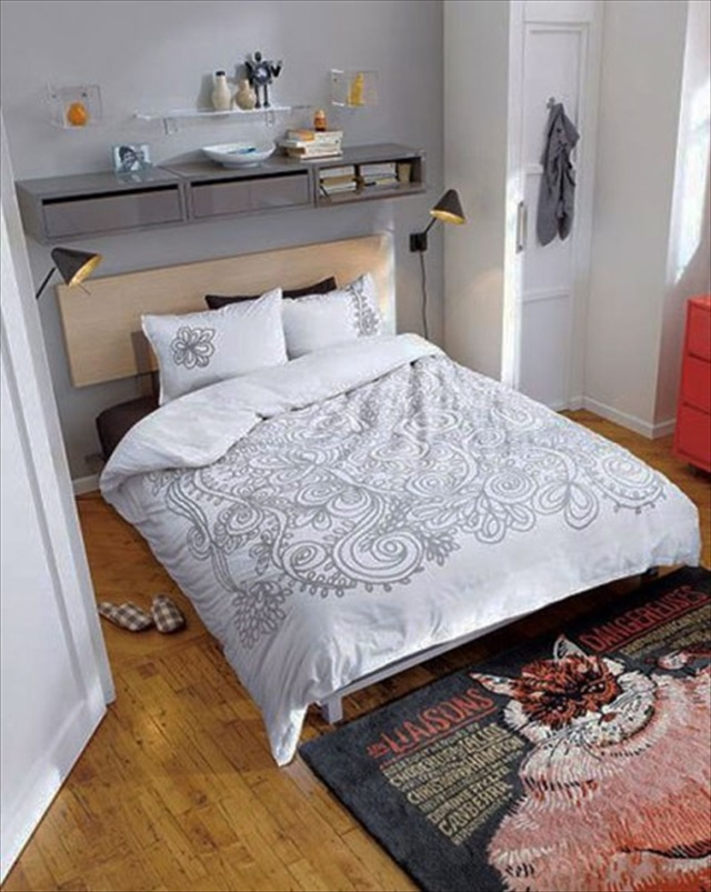 25 Unique and Modern Small Bedroom Ideas | Home with Design